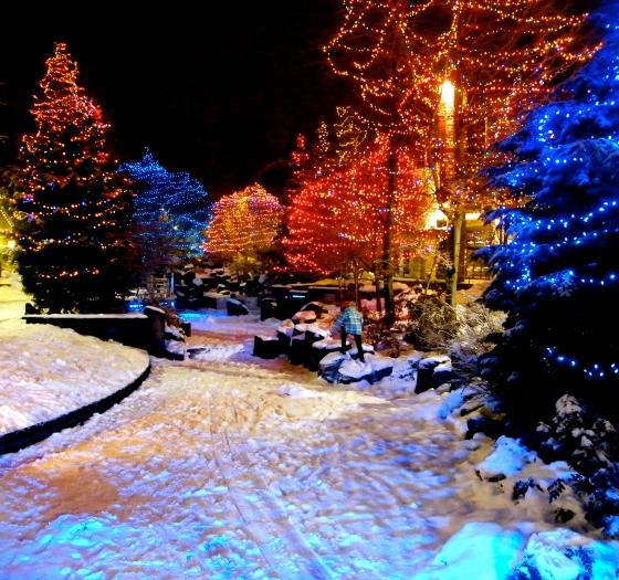 whistler village stroll