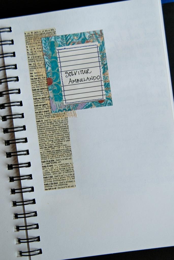 2012 art journal
