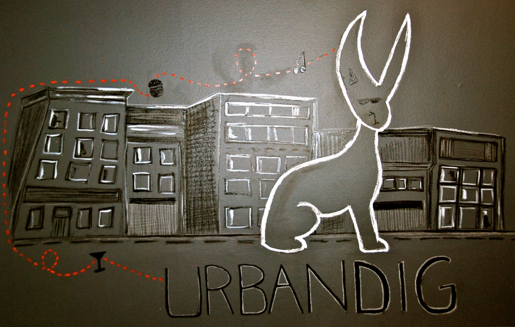 urban dig, initio group