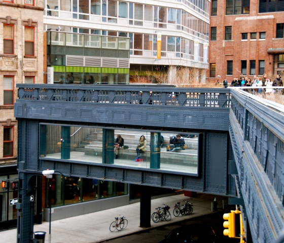 High Line, NYC, photography