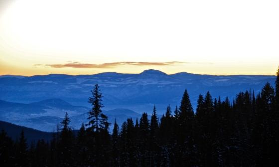 Silverstar Mountain, Vernon, B.C.