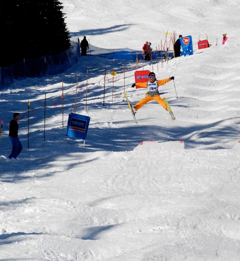 Silverstar Mountain, Freestyle competition, Vernon B.C.