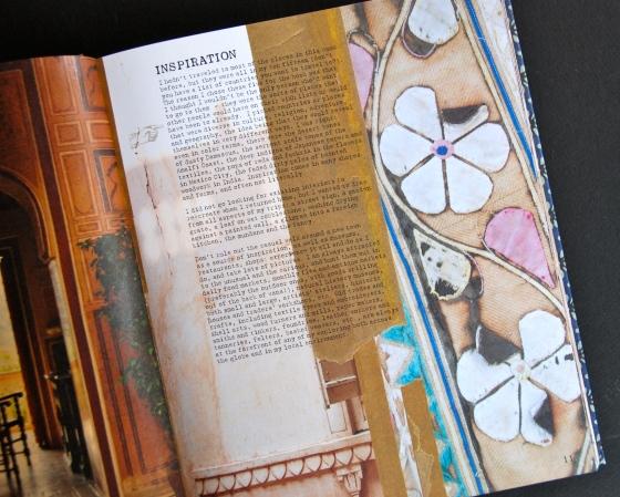 Sibella Court, mix media, collage, inspiration