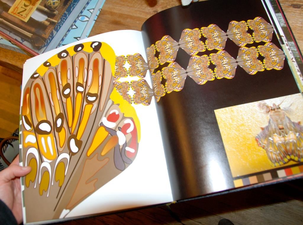 Belan Mena, book, design, Anthropologie