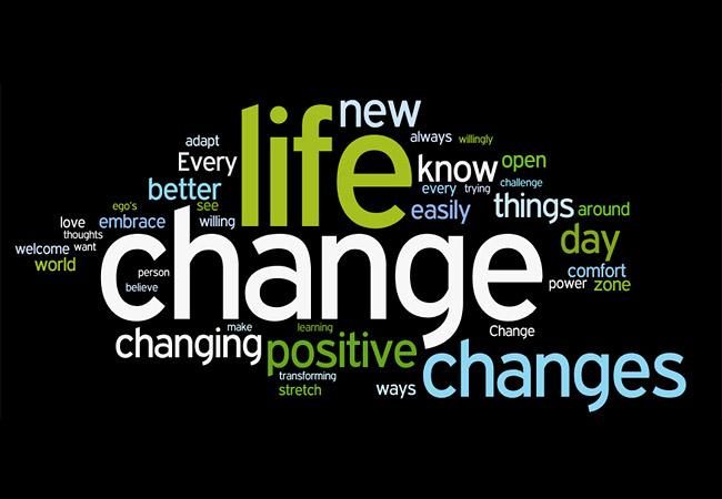 life changes,5 yr plan,