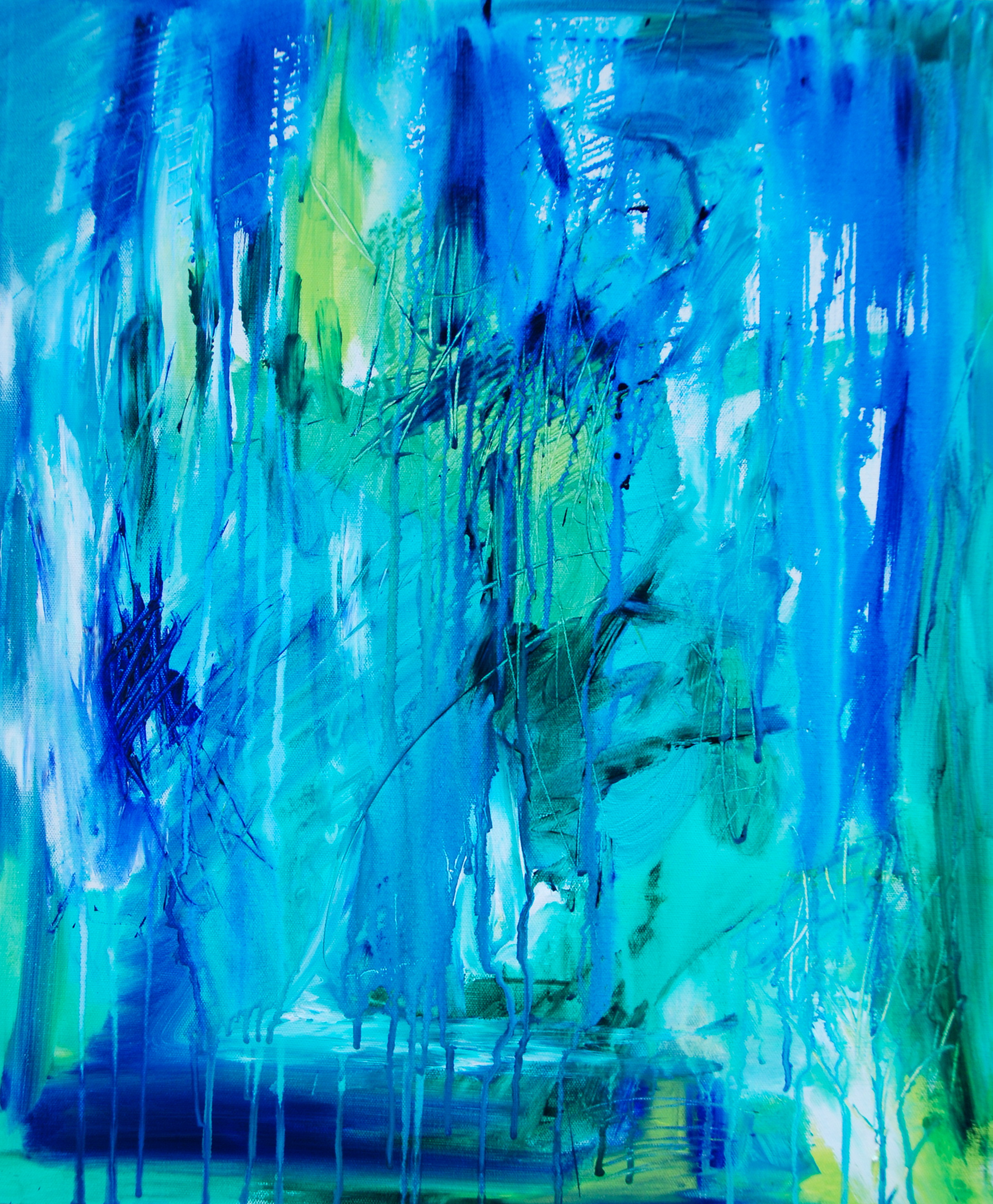 Abstract painting ideas for beginners joy studio design for Abstract painting in acrylic