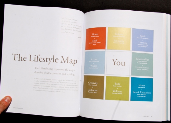 style statement, book, danielle laporte, carrie mccarthy