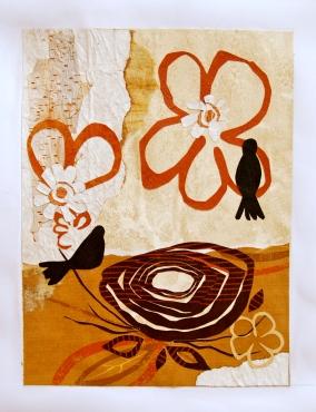 mixed media-julie hamilton designs