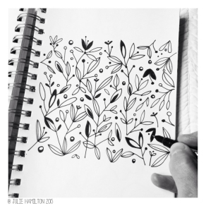 Julie Hamilton Creative {artistically afflicted blog}