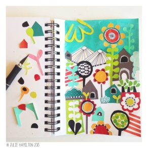 Julie Hamilton Creative {artistically afflicted blog}