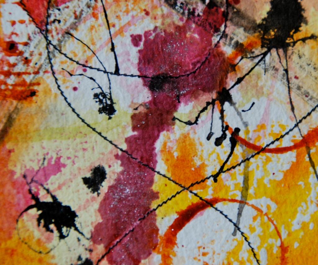 creative process, visual journal, art, mark making