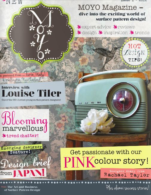 surface pattern design, inspiration, online magazine