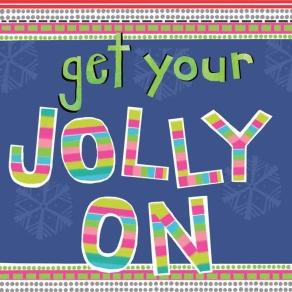 Christmas Jolly On - Julie Hamilton Creative {artistically afflicted blog}