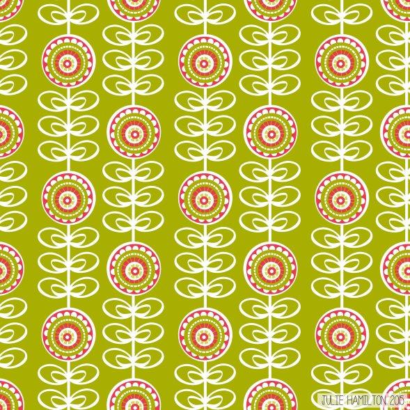 FlowerPod - Julie Hamilton {artistically afflicted blog}