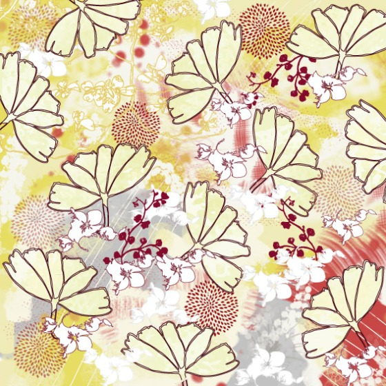julie hamilton, surface pattern design,
