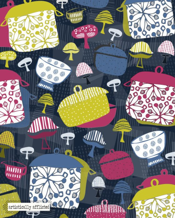 julie hamilton designs - #make art that sells