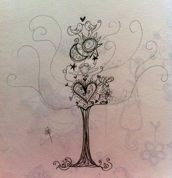 artistically afflicted blog-julie hamilton designs