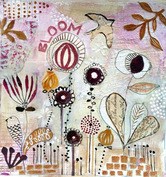 julie hamilton designs, artistically afflicted blog
