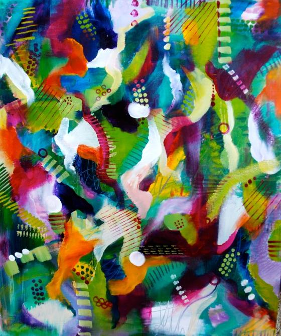 Julie Hamilton designs- Flora Bowley and Bloom True