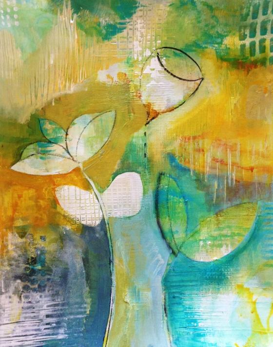 Julie hamilton Designs - Bloom True with Flora Bowley