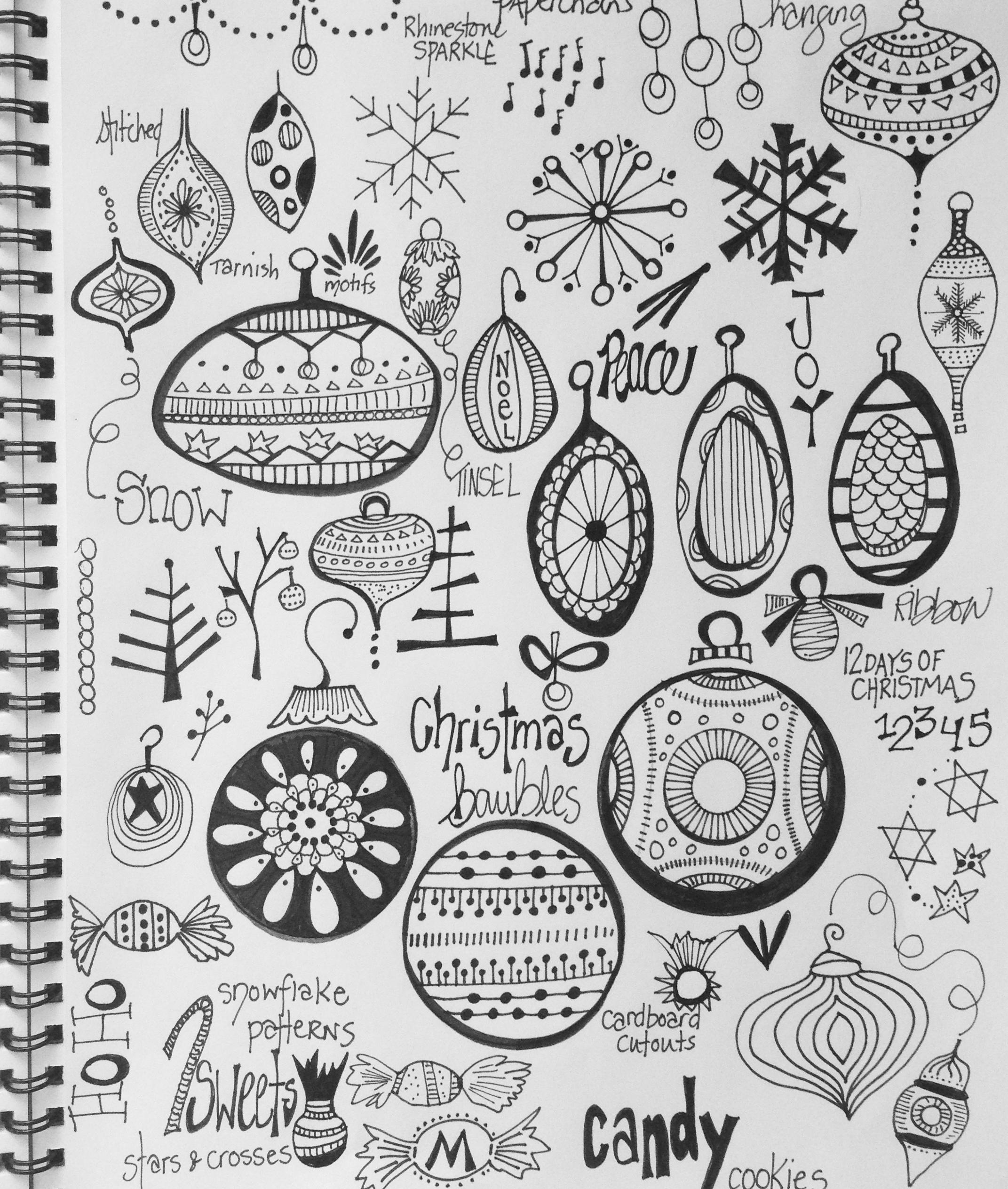 Christmas Inspiration Julie Hamilton Designs Blog