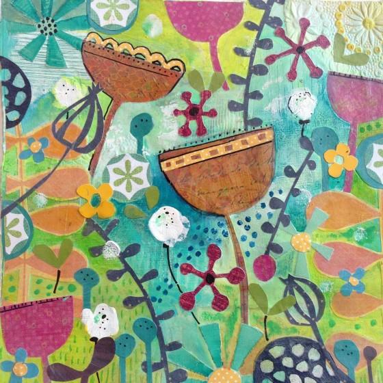 julie hamilton designs {artistically afflicted blog}