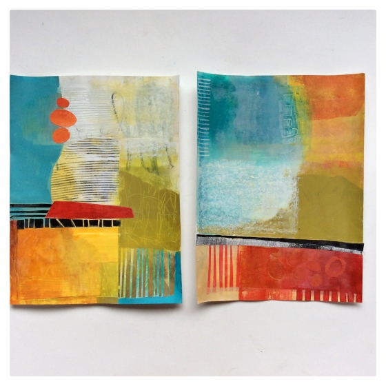 Learning from Jane Davies - Julie Hamilton Creative {artistically afflicted blog}
